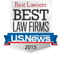 2015 US New Best Law Firms