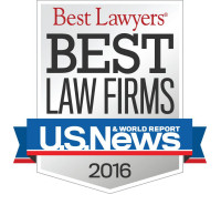 2016 US New Best Law Firms