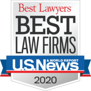 2020 US New Best Law Firms