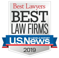 2019 US New Best Law Firms